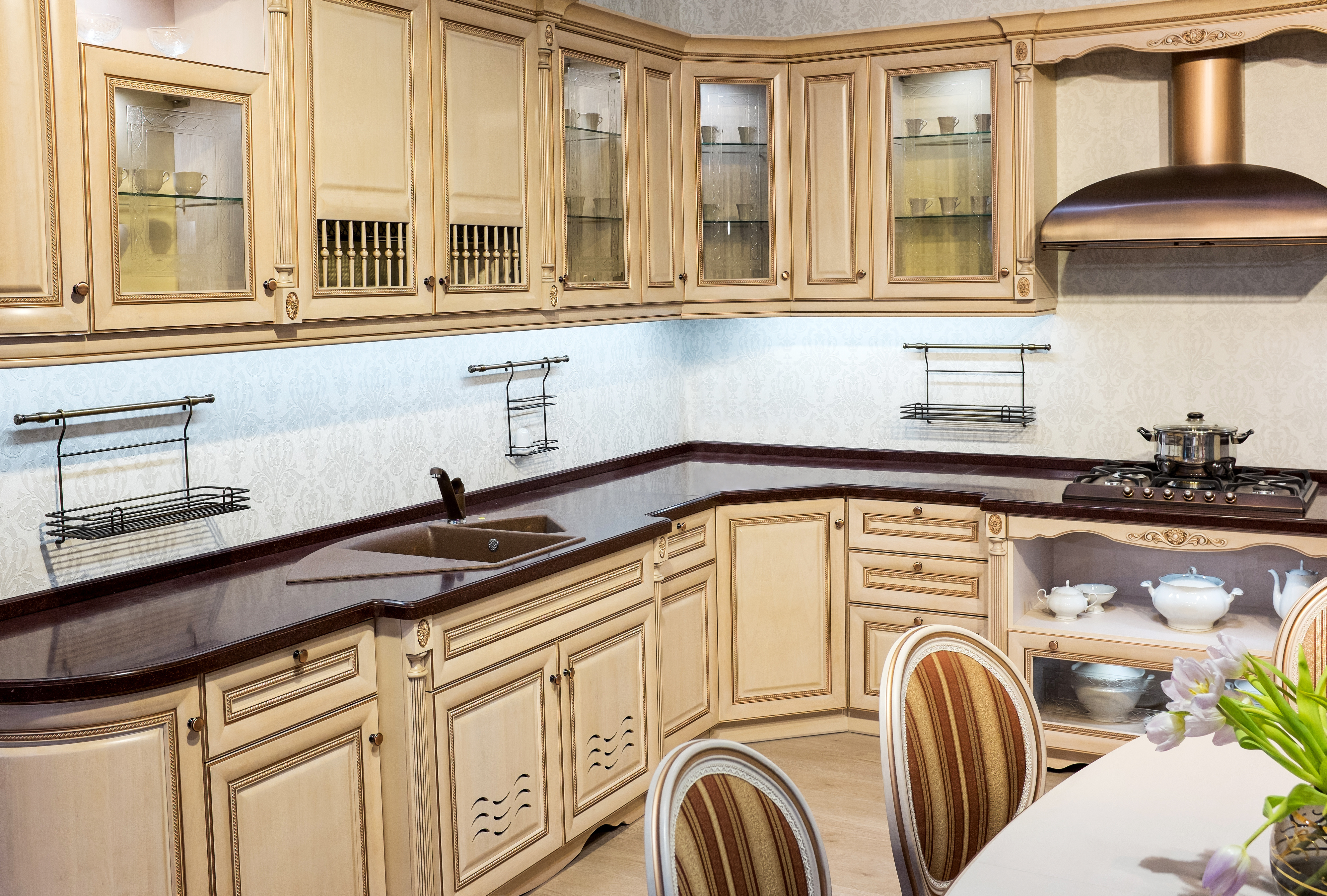 Kitchen Countertop Design Options