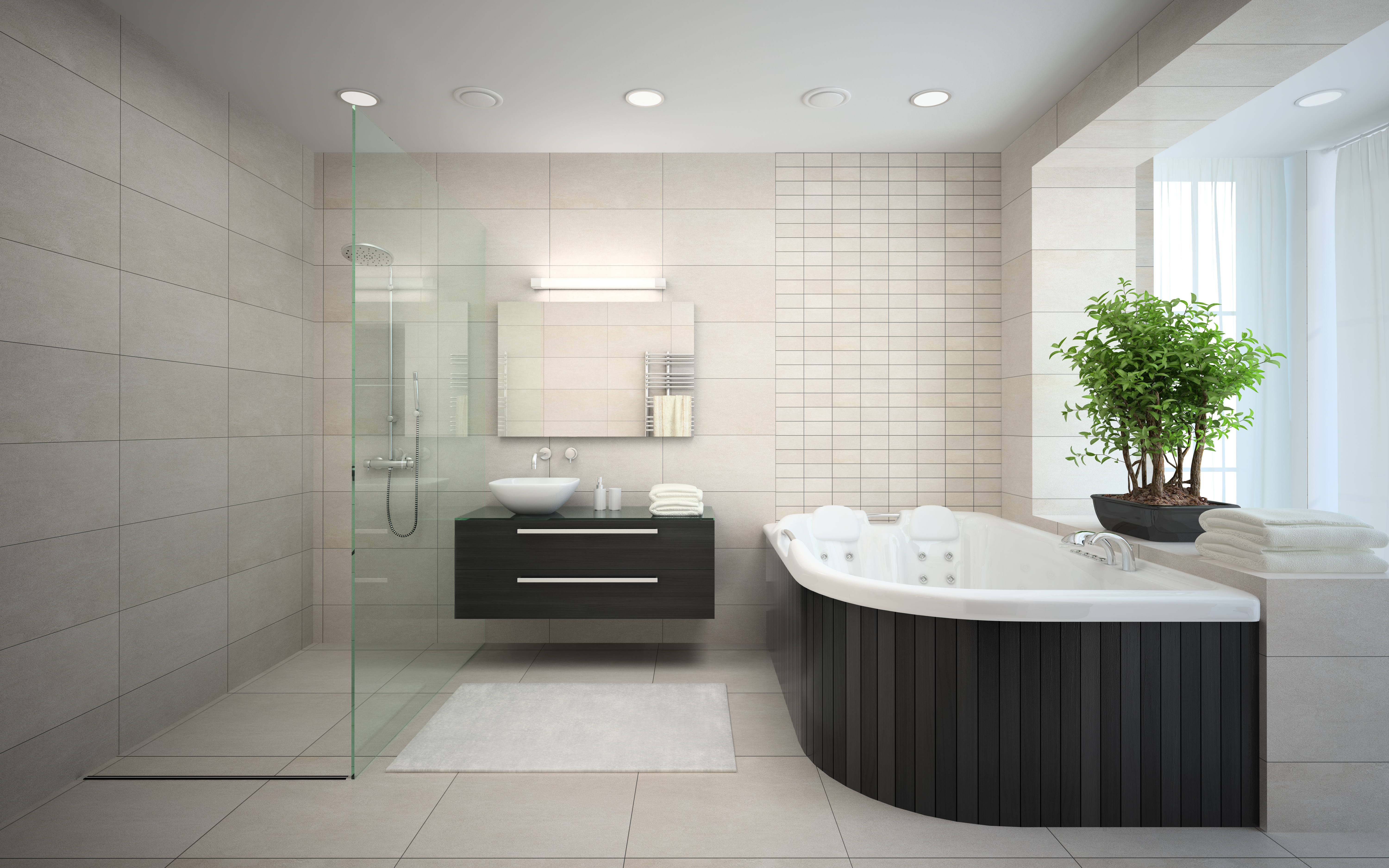 Designing your Dream Bathroom for your Needs
