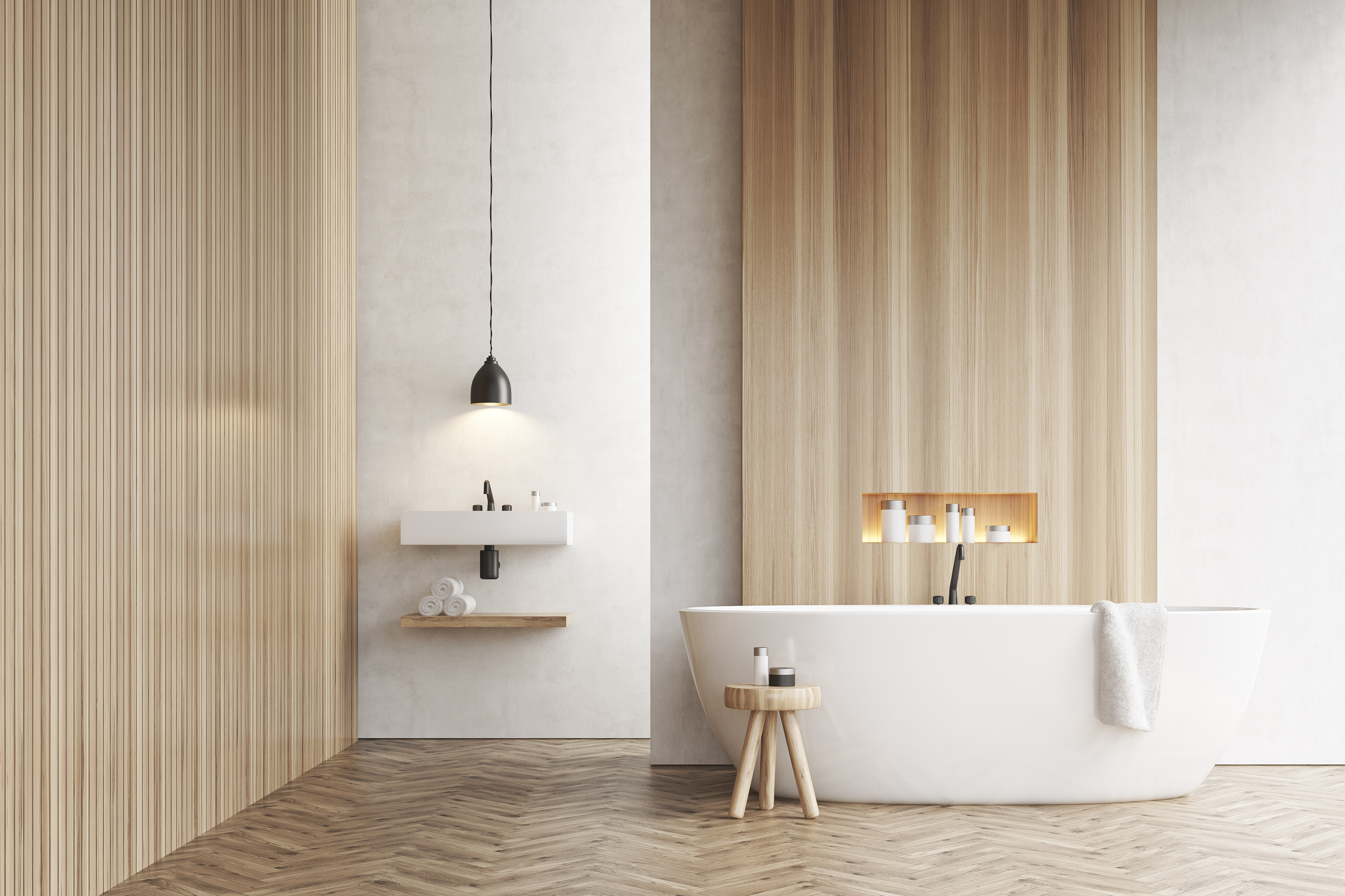 Statement Bath