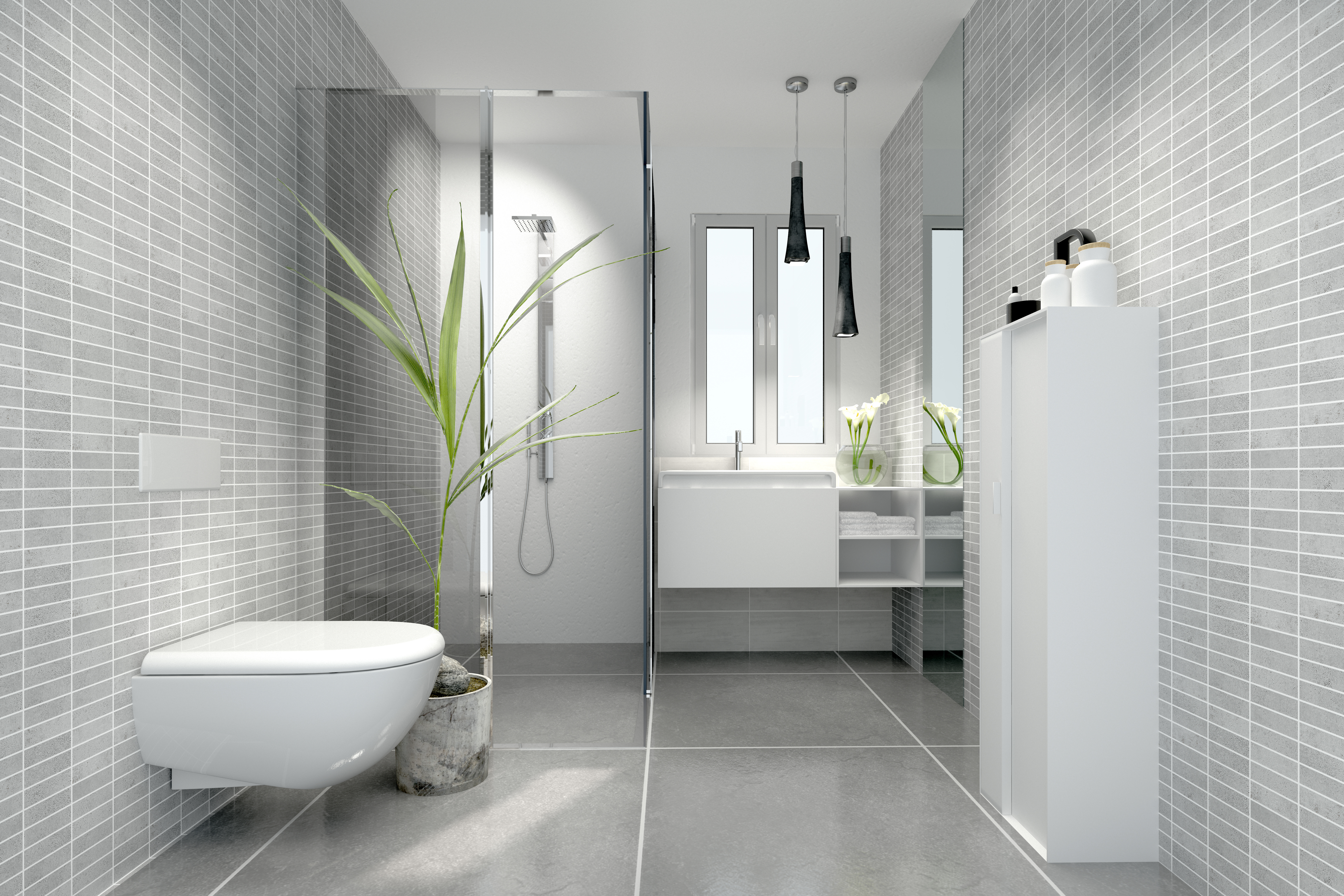Wall-mounted toilets can create an elegant bathroom design, but there are a few things to consider first.
