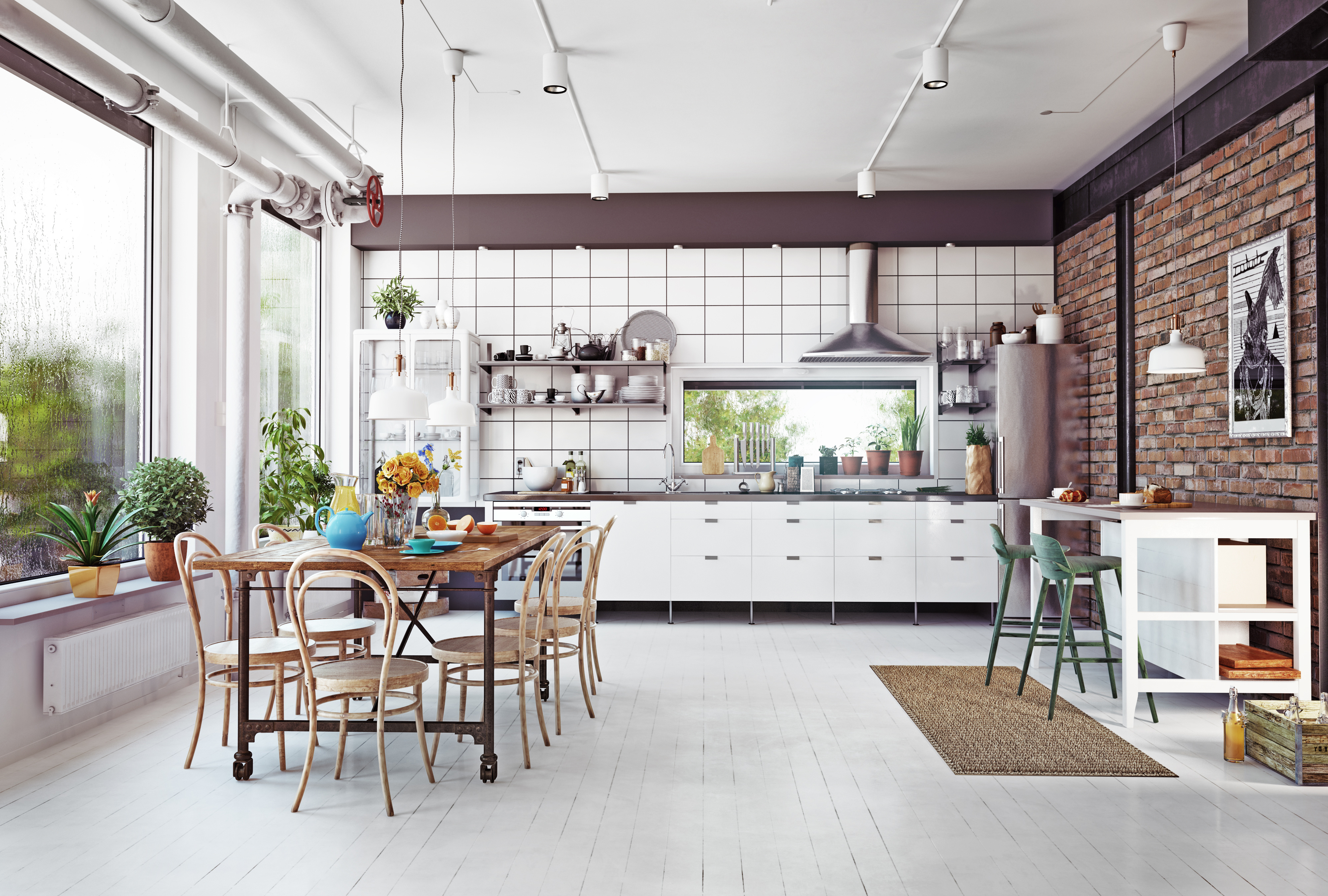 Four of the Trendiest Colors in Kitchen and Bathroom ...