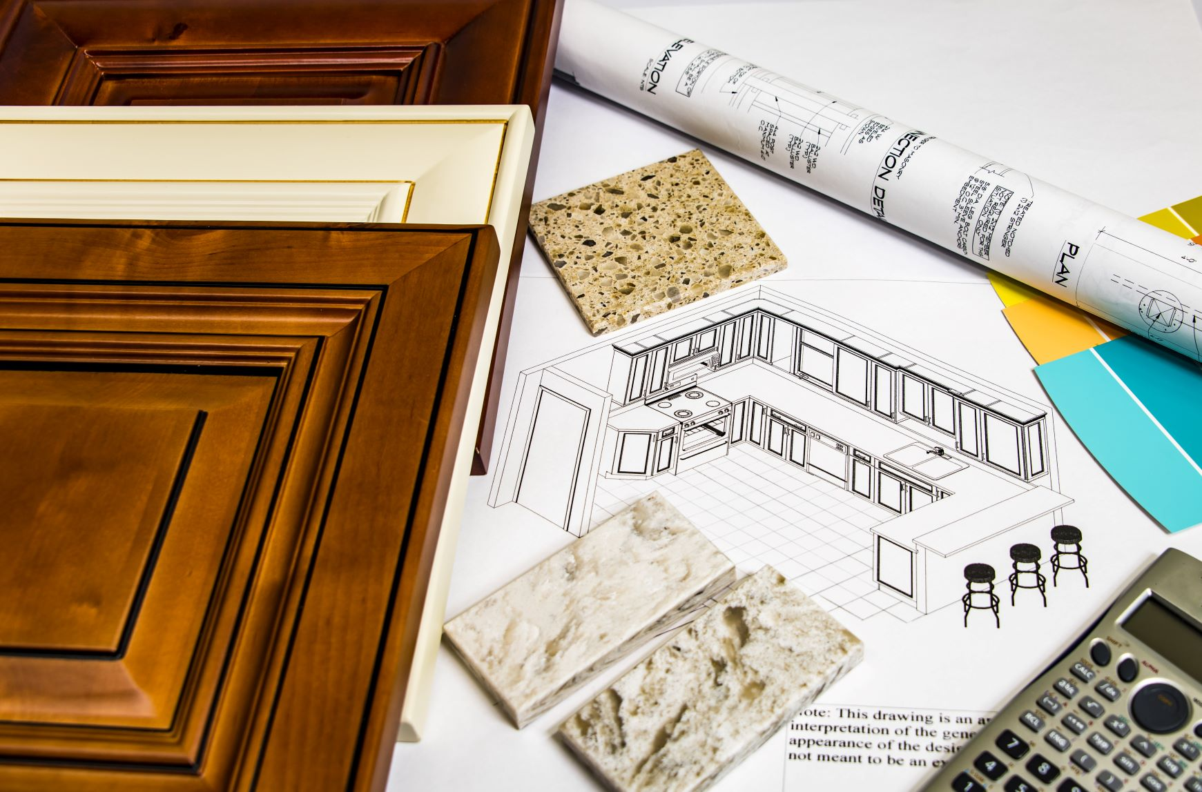 From the durability to the cost, there are many differences between custom, semi-custom, and stock cabinets. Our kitchen design consultants can help you determine which type of kitchen cabinet is right for your Phoenix area home.