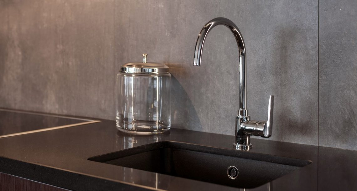 Including an efficient, deep sink is one way to create an amazing kitchen remodel.