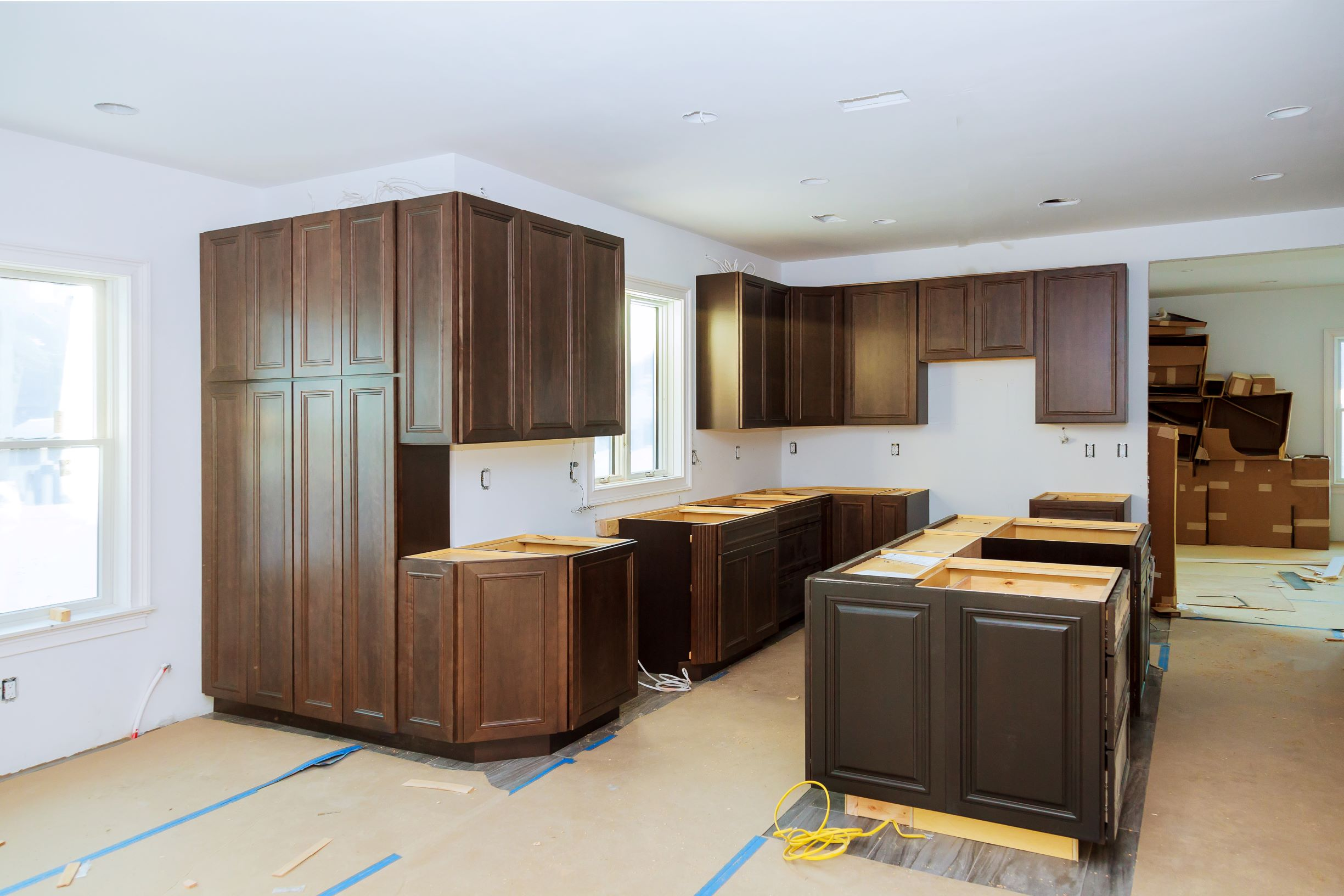 Prepare for a kitchen remodel ahead of time.